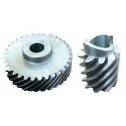 Hand operation gear wheel - 2 pcs
