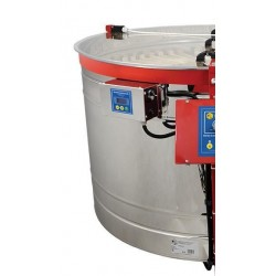 Heated bottom in the honey extractors with diameter Ø 800 mm