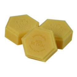 Honey soap with thyme, 100g