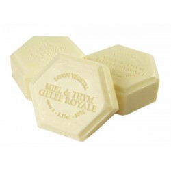 Honey soap with Gelee Royale, 100g