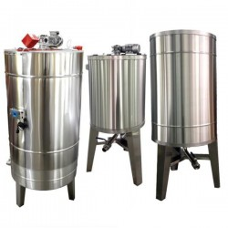 Stainless tank 1000 L