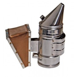 Mini stainless smoker (H - 18 cm)