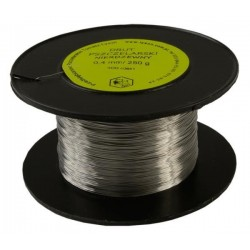 Wire 0,4 mm (250g), stainless