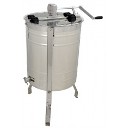Tangential honey extractor, Ø500mm, 3-frame, electric drive, PREMIUM
