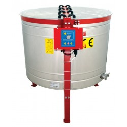 Tangential honey extractor, Ø600mm, 4-frame, electric drive, PREMIUM